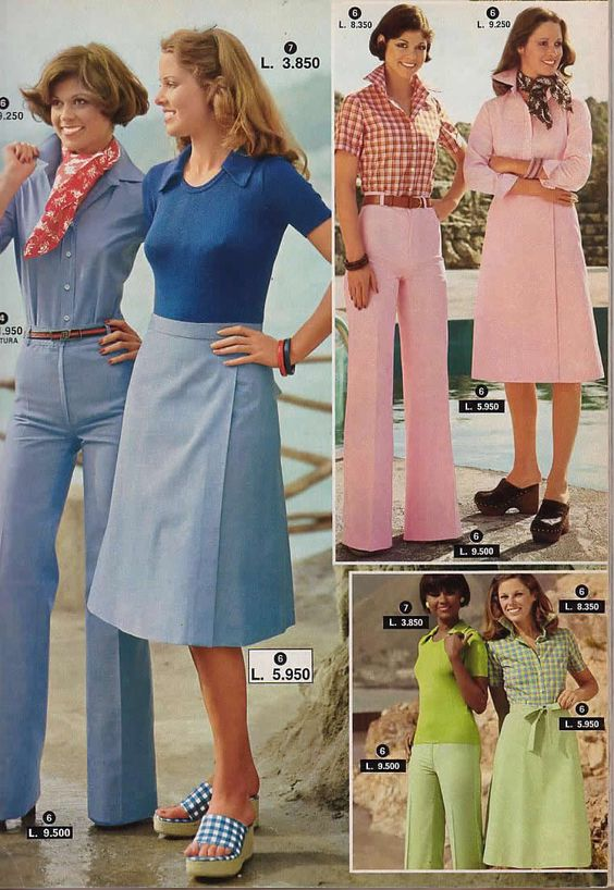 be1dfa41e20 WE FOUND THESE 70S CATALOGUES FEATURING CLOGS AND WE RE OBSESSED   Lotta