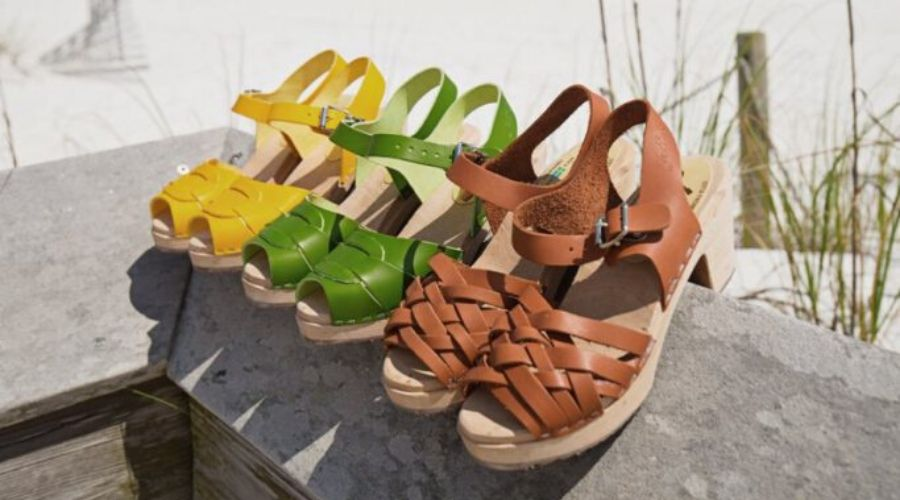 Clogs in the Sun