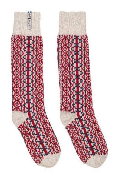 Öjbro Lycksele Wool Sock