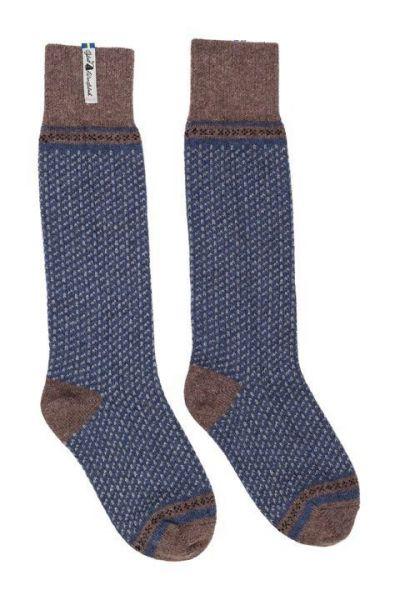 Öjbro Skaftö Marin Wool Sock