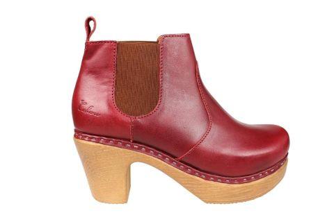 Calou Doris Boot in Red