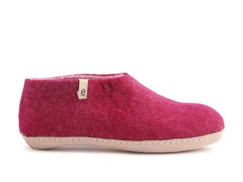 Egos Copenhagen Indoor Shoe in Cerise