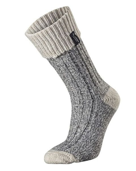 Holebrook Brommo Raggsocka in Grey