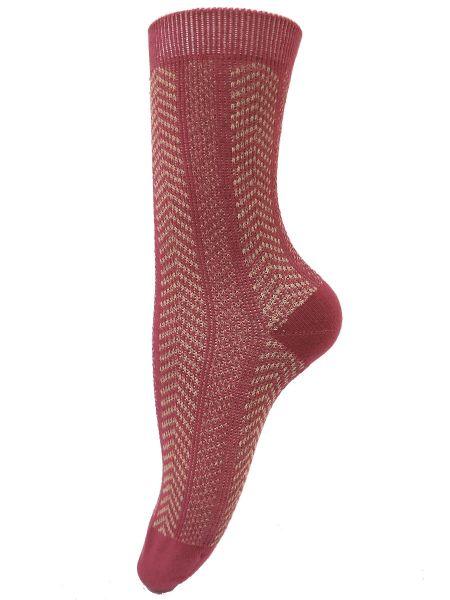 Unmade Copenhagen Anouk Sock in White