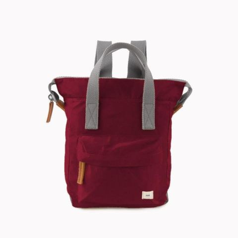 Roka Bantry B Small Bag in Cranberry