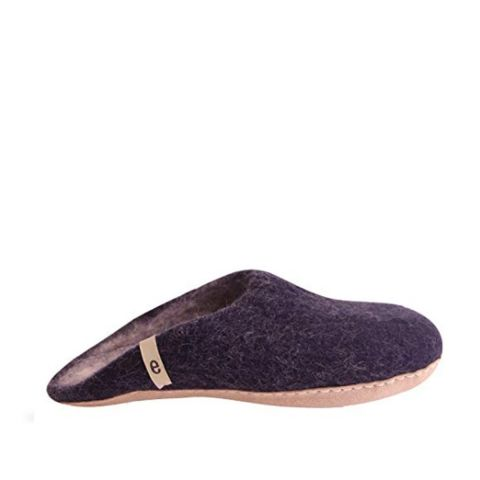 Egos Copenhagen Slip-on Indoor Shoe Simple in Blue