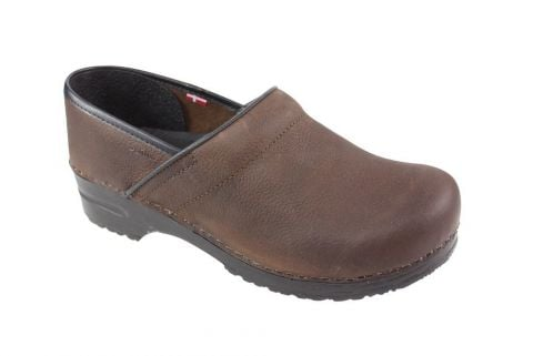 Sanita Mens Professional Oil Antique Brown 450206M