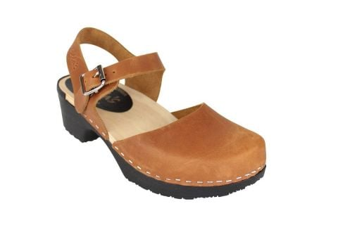 Soft Sole Brown Oiled nubuck