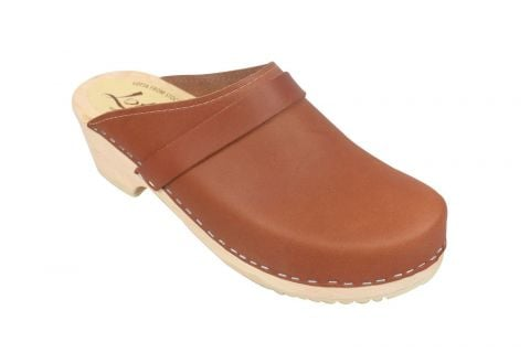 Torpatoffeln Classic Tan Clogs Seconds