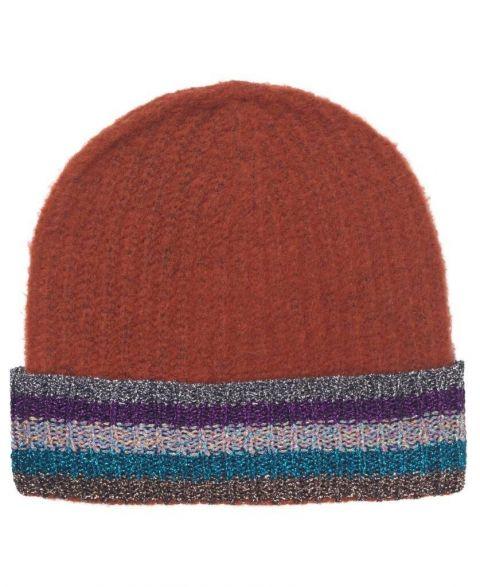 Unmade Copenhagen Totie Hat in Red Clay