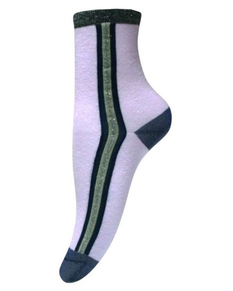 Unmade Copenhagen Elinor Sock in Lavender