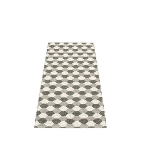 Pappalina Dana Rug Warm Grey and Charcoal