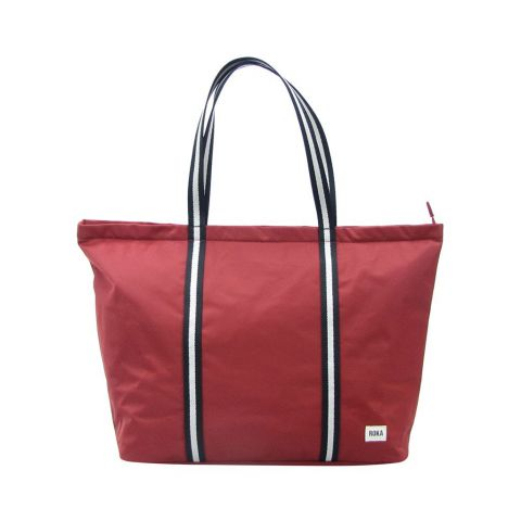 Roka Piccadilly Bag Medium in Brick