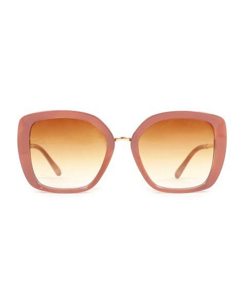 Powder Goldie Sunglasses in Mocha