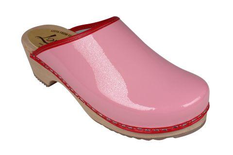 Classic Retro Patent Pink Seconds