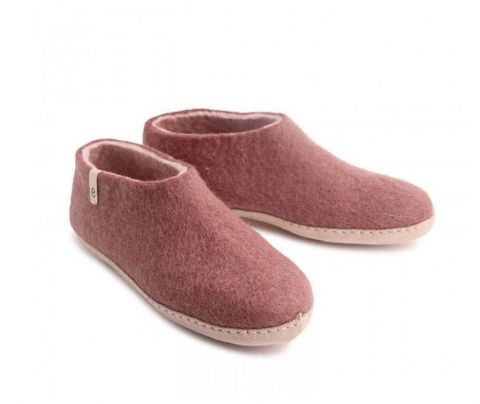 Egos Copenhagen Indoor Shoe in Dusty Rose