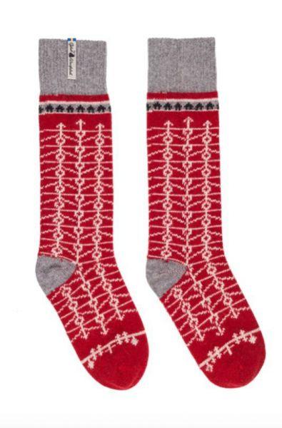 Öjbro Ekshärad Rod Wool Sock
