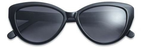 Have A Look Cat Eye Sunglasses in Black
