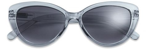Cat Eye Sunglasses Smoke
