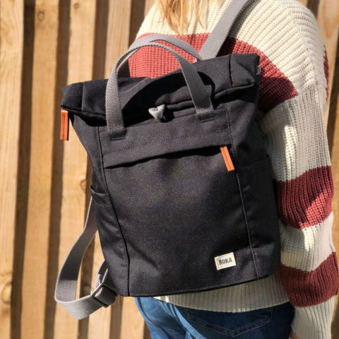 Roka Finchley A Small Bag in Black