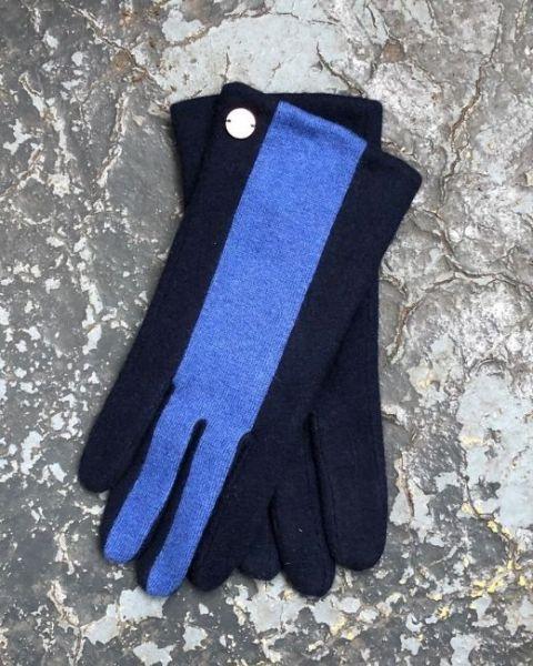 Unmade Copenhagen Myla Glove in Navy
