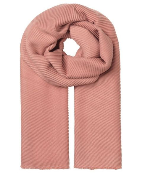 Unmade Copenhagen Omra Solid Scarf in Orchide