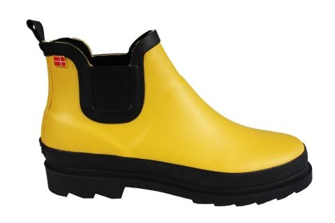Sanita Felicia Ankle Welly Yellow