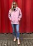Tretorn Wings Short Raincoat in Soft Pink (Clothing)