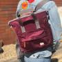 Roka Bantry B Bag in Plum