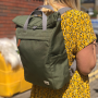 Roka Finchley A Large Bag in Military