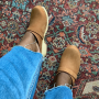 Classic Brown Oiled Nubuck Seconds