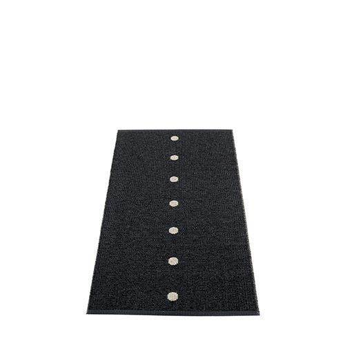 Peg Black Linen