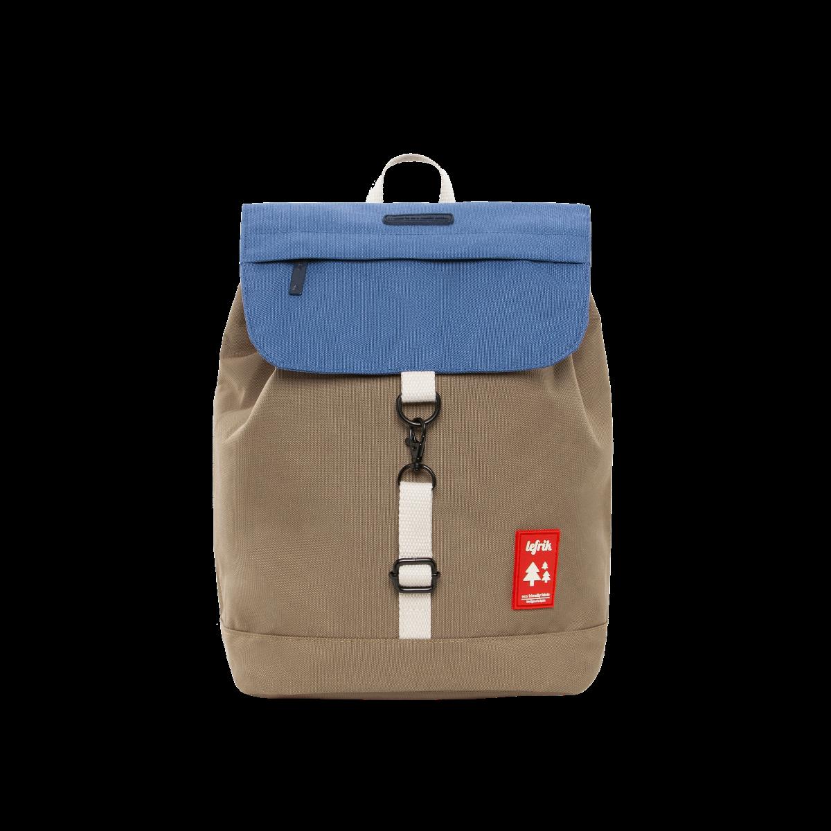Lefrik Scout Mini Rucksack in Multi Ink