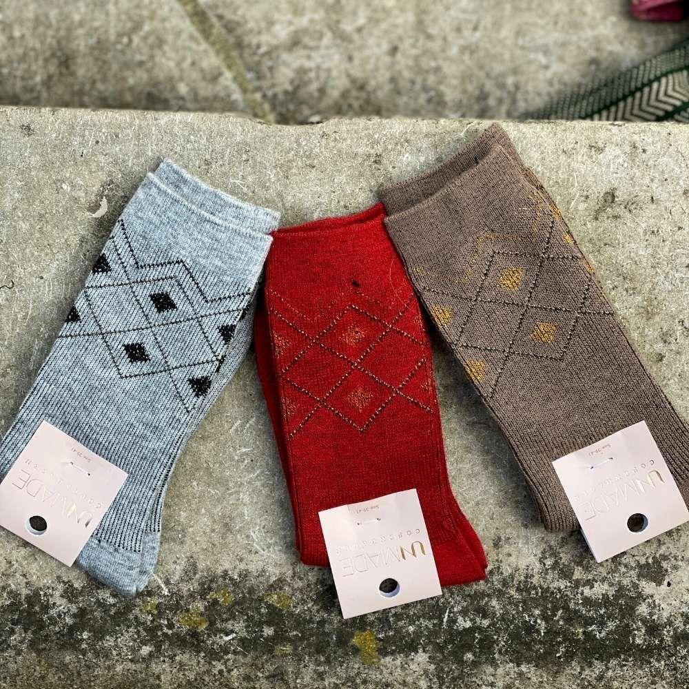 Unmade Copenhagen Magali Sock in Grey