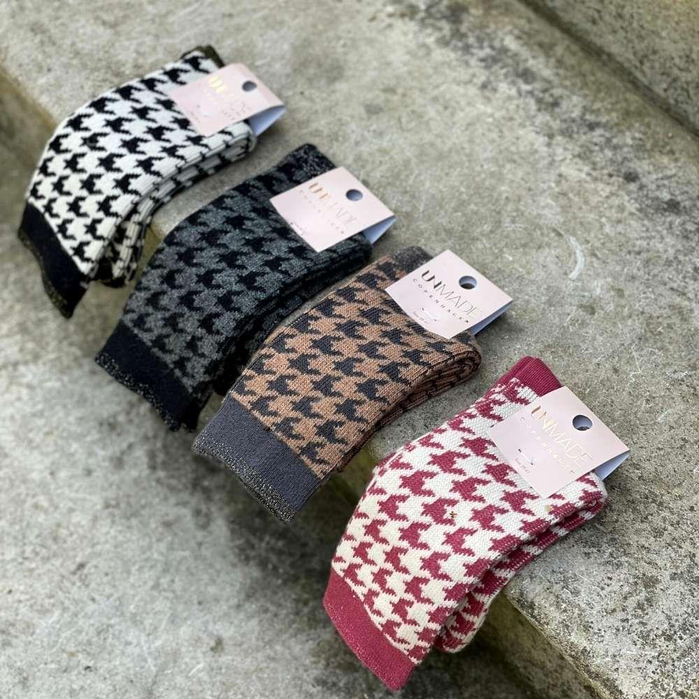 Unmade Copenhagen Anouk Sock in Black