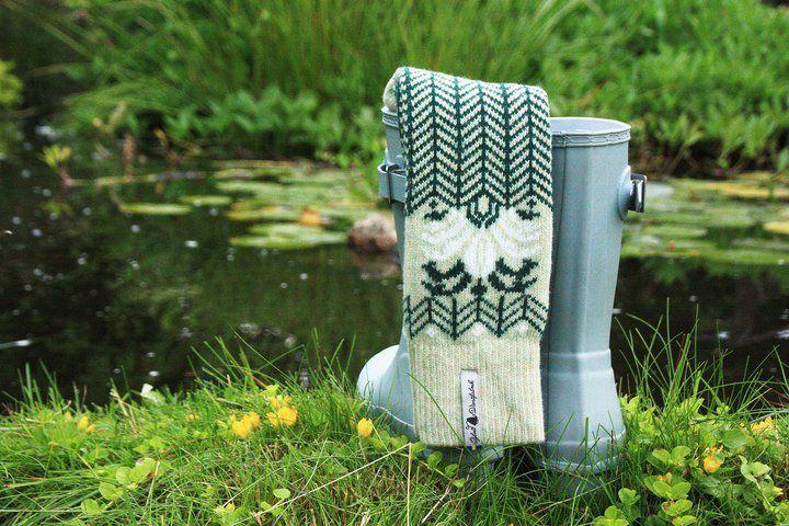 Öjbro Fager Inez Wool Sock