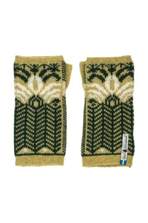 Öjbro Fager Inez Merino Wool Wrist Warmer