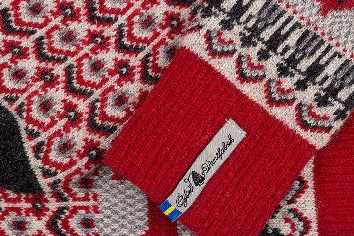 Öjbro Dalarna Wool Sock