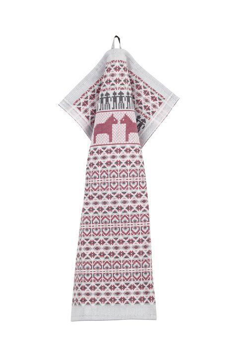 Öjbro Tea Towel Dalarna