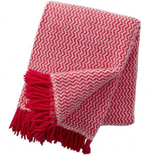 Klippan Tango Blanket in Pink