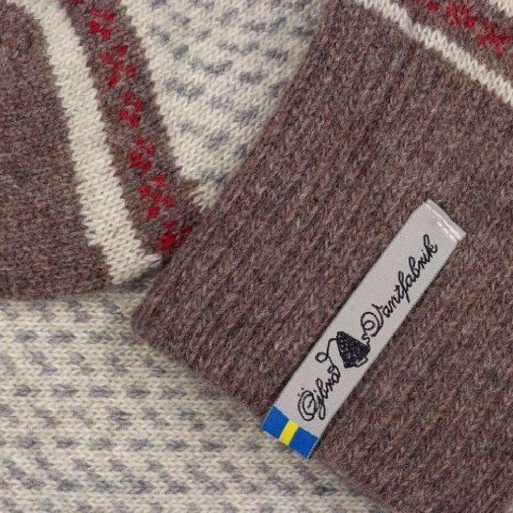 Öjbro Men's Skaftö Snö Wool Sock