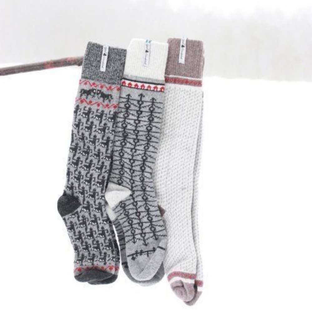 Öjbro Skaftö Snö Wool Sock