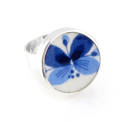 Sagen Viola ring