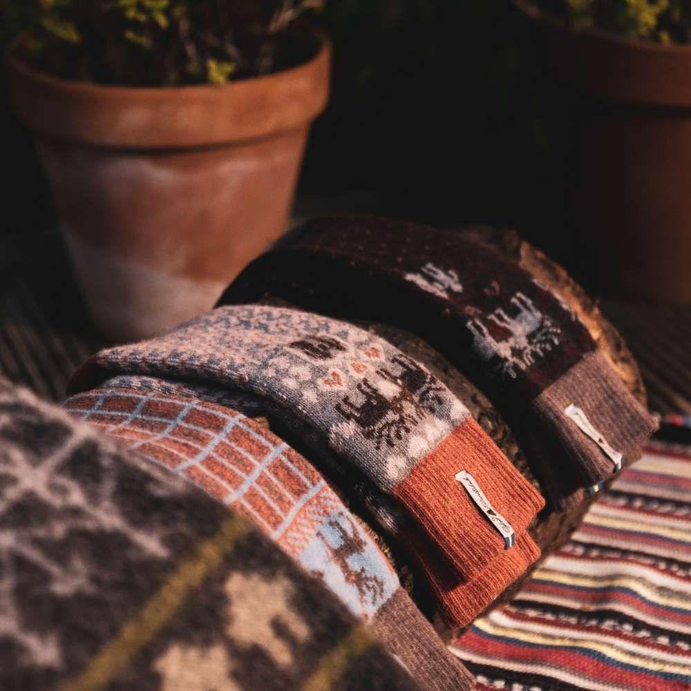 Öjbro Men's Scania Mårten Wool Sock