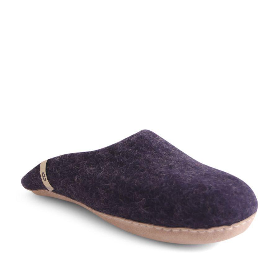 Egos Copenhagen Slip-on Indoor Shoe Simple in Blue