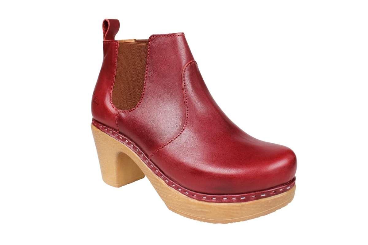 Calou Doris Boot in Rust