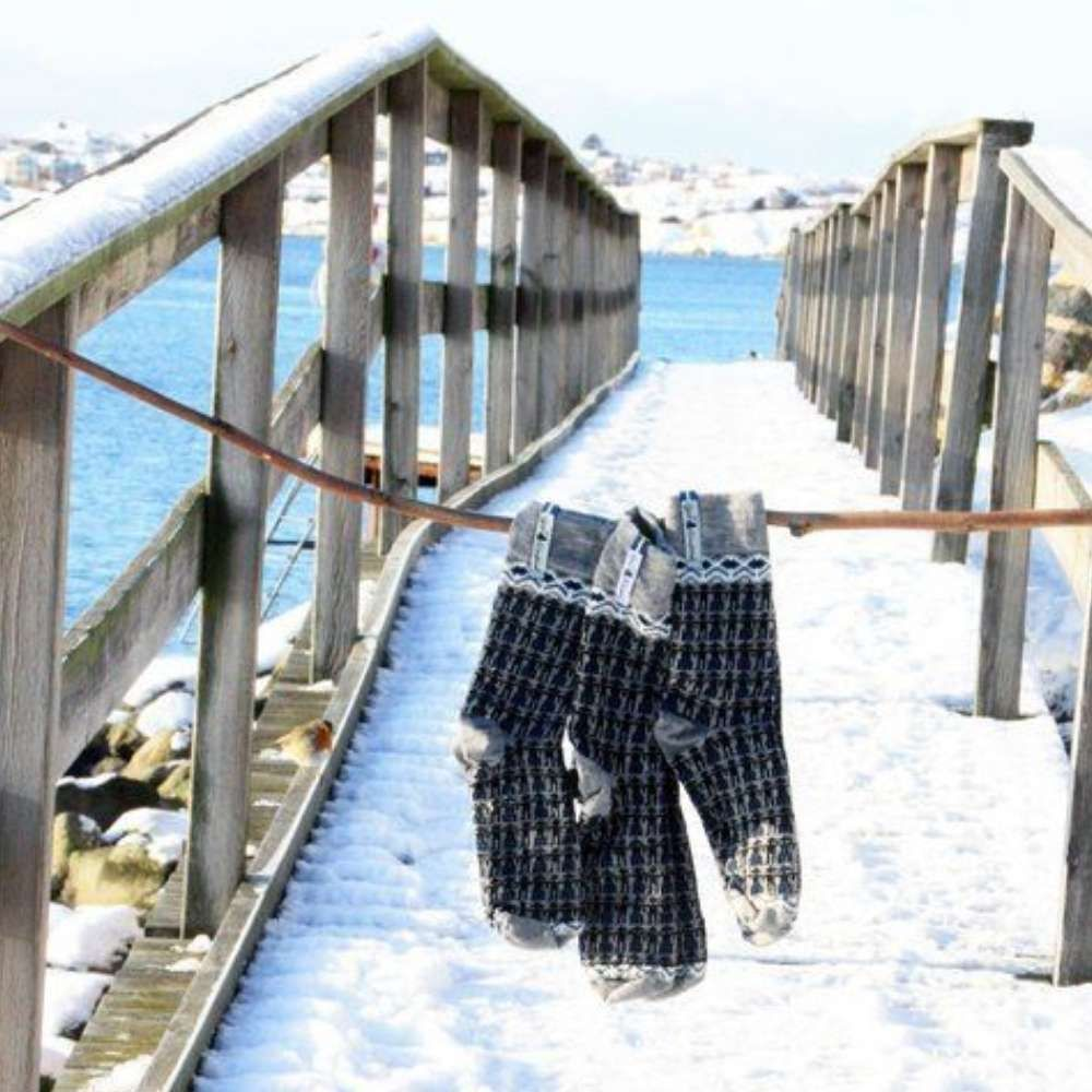 Öjbro Kören Kerstin Merino Wool Sock