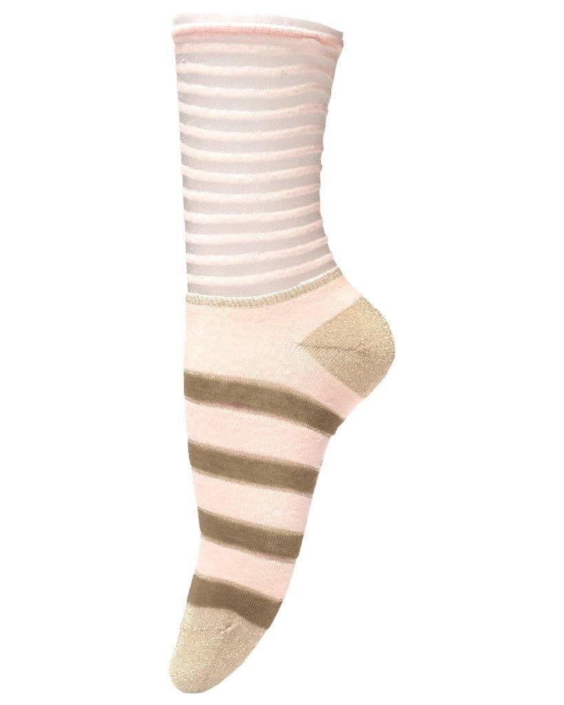 Unmade Copenhagen Ines Sock in Evening Sand