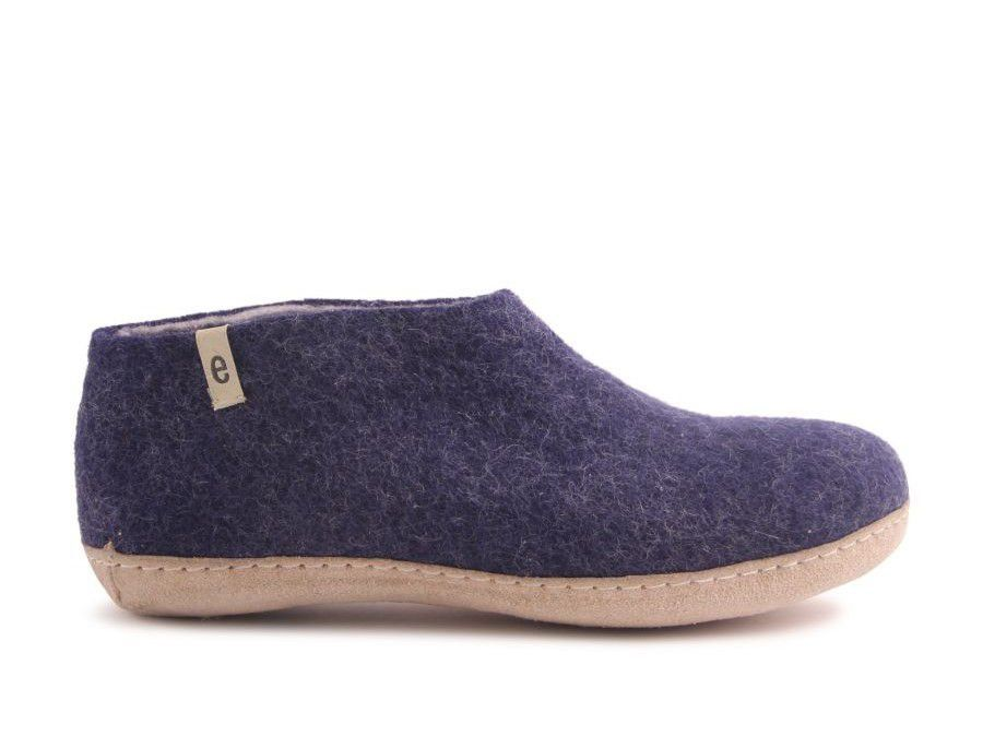 Egos Copenhagen Indoor Shoe in Blue