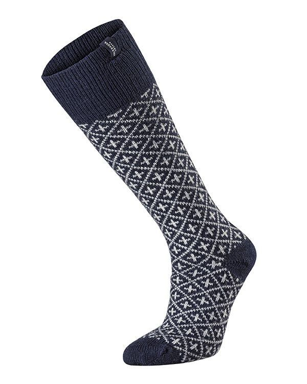 Holebrook Runo Raggsocka in navy